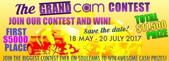 Grand Cam Contest 2017